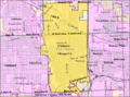 Elmhurst IL 2009 reference map.png