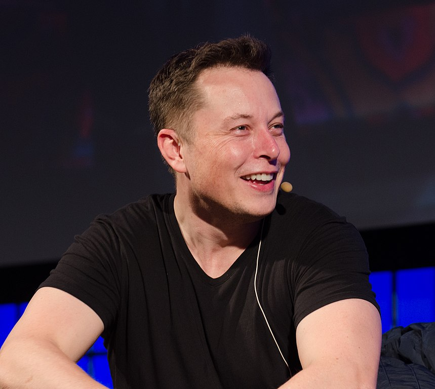 Elon Musk, Creative Commons, Heisenberg Media,