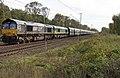 Elten DE 684 en in opzending DE 64 met kolenwagens (10594184136).jpg