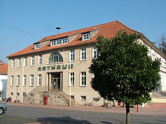 Elze - Town hall