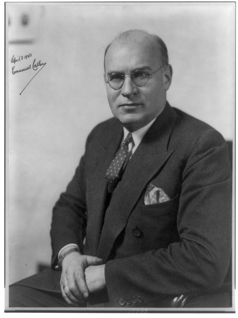 Emanuel Celler %E2%80%93 1943.jpg