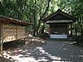 Emas near Takamiya-Saijo in Munakata Grand Shrine (Hetsu Shrine).JPG