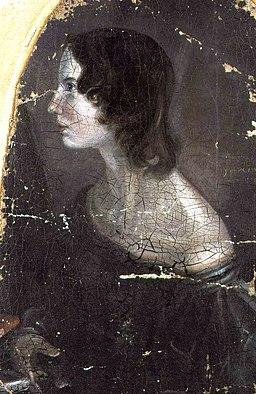 Emily Brontë cropped