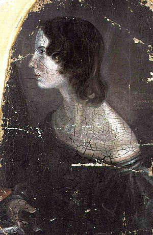Branwell Brontë - Image: Emily Brontë cropped