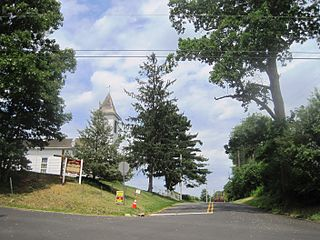 Emleys Hill, New Jersey Unincorporated community in New Jersey, United States