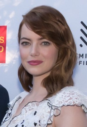 23rd Screen Actors Guild Awards - Emma Stone, Outstanding Performance by a Female Actor in a Leading Role winner