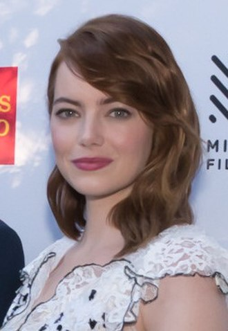 70th British Academy Film Awards - Emma Stone, Best Actress winner
