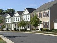 Enlisted Housing, Fort Belvior