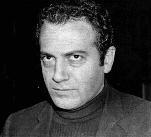 Enrico Vaime - Enrico Vaime in Radiocorriere magazine, 1969.