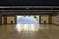 Entrada a l'estació de metro d'Aiora, València.JPG
