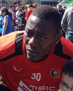 Cheick NDiaye Senegalese footballer