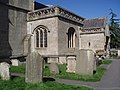 Entrance to Bathampton Parish Church - geograph.org.uk - 645053.jpg