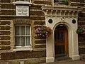 Entrance to Block C, Peabody Estate, Clerkenwell (1883) - geograph.org.uk - 2008672.jpg