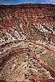 Entrenched Meander, Sulphur Creek, Utah (6315709998).jpg