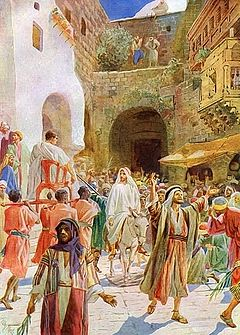 Entry into Jerusalem - William Brassey Hole.jpg