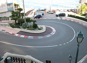 Circuit de Monaco - Image: Epingle Monaco