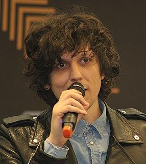 Ermal Meta Italian Albanian singer and songwriter