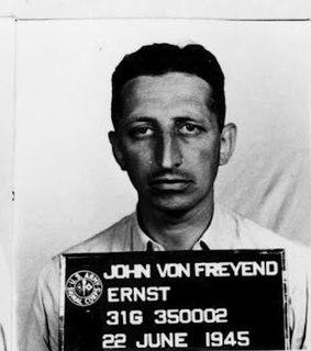 Ernst John von Freyend