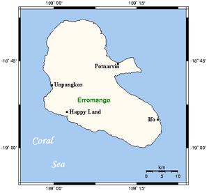 Erromango - Erromango Island