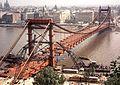 Erzsébet híd építése.jpg
