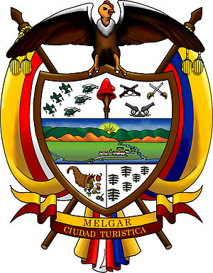 Melgar, Tolima - Image: Escudo Melgar