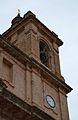 Església de la Immaculada Concepció de Sot de Ferrer, campanar.JPG