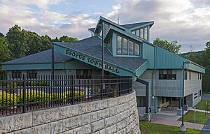 Esopus, New York - Esopus Town Hall
