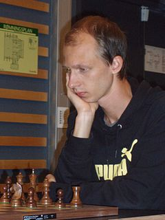 Espen Lie Norwegian chess player