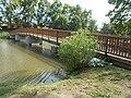 Esperanto Bridge from N, 2019 Szentes.jpg
