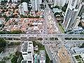 Estação Campo Belo em obras.jpg
