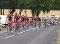 Etape 8 du Tour de France 2011 L'équipe BMC.jpg