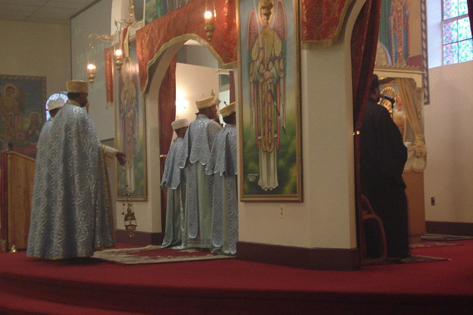 Ethio-orthodox-priests