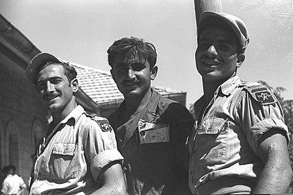 Etzel Jerusalem 1948