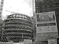 Europagebäude Brüssel, Baufortschritt Mai 2013 04.jpg