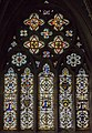 Exeter Cathedral, Stained glass window (36080428273).jpg