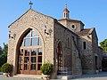 Exterior del Santuari de Sant Josep de la Muntanya 09.jpg
