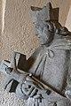 Fényeslitke, római katolikus templom Nepomuki Szent János-szobra 2021 08.jpg