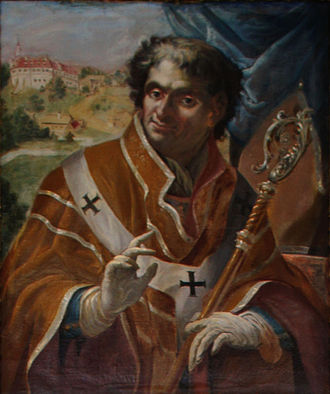 Otto II (bishop of Freising) - Painting of Bishop Otto II by Franz Joseph Lederer (1676–1733), from the episcopal palace in Freising