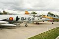 F-104G Starfighter (Museo del Aire de Madrid) (3).jpg