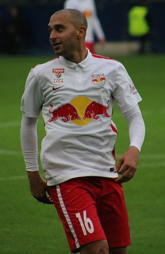 Omer Damari - Damari with Red Bull Salzburg, 2015