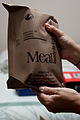 FEMA - 37706 - MRE (Meals Ready to Eat) package held by a resident in Louisiana.jpg