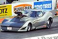 FIA MSA Pro Mod - Chevrolet Corvette - Santa Pod 2010 (4661344534).jpg