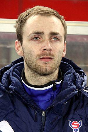 Hans Pauli Samuelsen - Image: FIFA WC qualification 2014 Austria vs Faroe Islands 2013 03 22 (124)