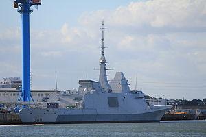 FREMM Mohammed VI - Lorient 2013-05