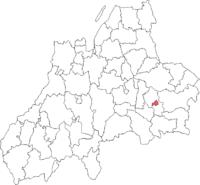 Vetlanda by i Jönköpings amt