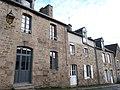 Façades des maisons rue du Poudouvre (Jugon-les-Lac.jpg
