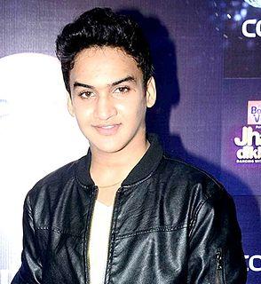 Faizal Khan Indian dancer and actor (born 1999)