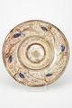 Fajans, fat, 1600-1700-tal - Hallwylska museet - 90403.tif