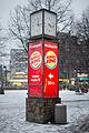 Falke-Uhr Steintor Mitte Hannover Germany.jpg