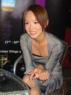 Fann Wong Singaporean actress and singer